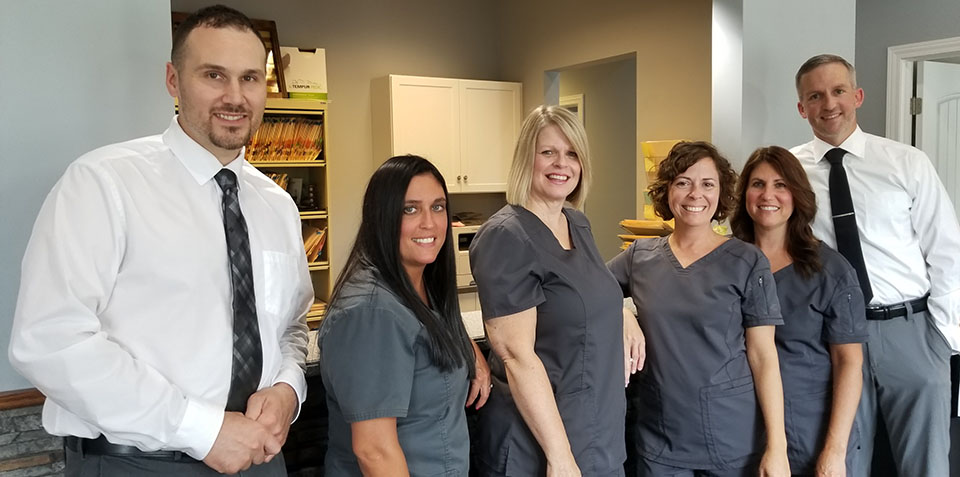 Meet the team at Besso Clinic, Stow Ohio chiropractors